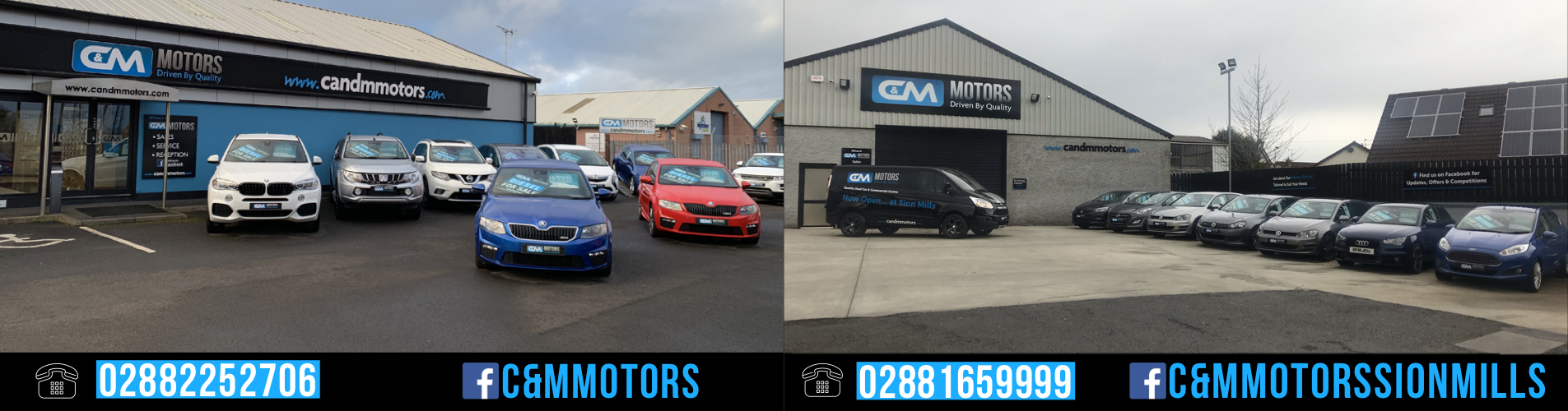 Used Cars Omagh Used Car Dealer In County Tyrone C M Motors Ltd