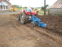 Ransomes Plough in Derry / Londonderry