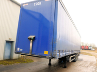 Montracon Tri Curtainsider in Antrim