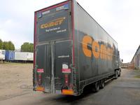 Montracon double-deck vans in Antrim