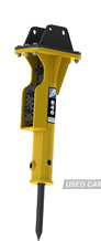 Arrowhead 'R' RANGE ROCKHAMMERS, POST DRIVERS, GRABS, COMPACT EXCAVATOR in Down