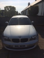 BMW 1 Series SE in Down