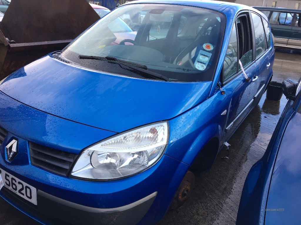 renault grand scenic a1 autosalvage used cars ni. Black Bedroom Furniture Sets. Home Design Ideas