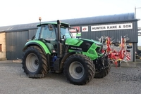 Deutz-Fahr 6165 RC Shift - Available to Order in Antrim