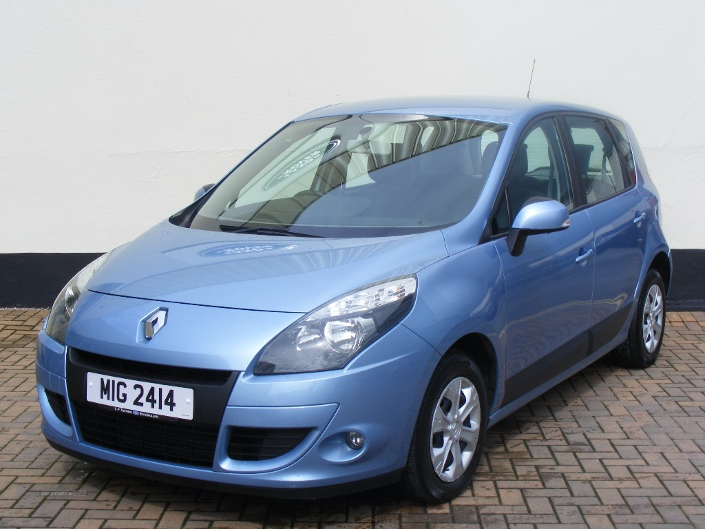 renault scenic t p topping used cars ni. Black Bedroom Furniture Sets. Home Design Ideas