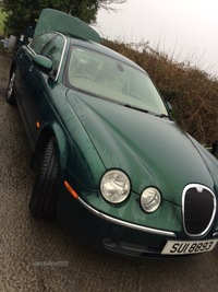Jaguar S-Type SE DIESEL AUTO in Down