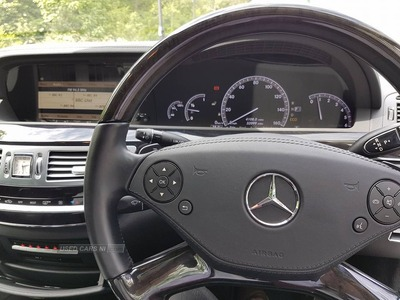 Mercedes S-Class L AMG SPORT EDN BLUETEC A in Antrim