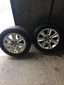 Audi a1 alloy Wheels and tyres in Down