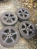 Vauxhall Astra Alloys and Tyres in Down