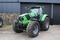 Deutz-Fahr 6165 RC Shift - Manual Spool in Antrim