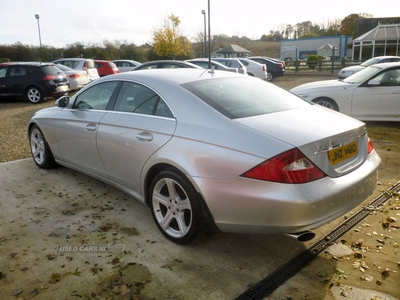 Mercedes CLS-Class 320 CDI AUTO *1 OWNER FROM NEW, FULL HISTORY* in Derry / Londonderry