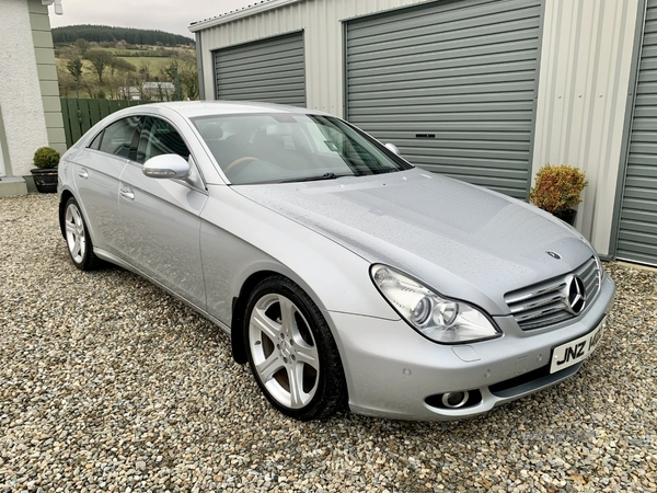Mercedes CLS-Class 320 CDI AUTO in Derry / Londonderry