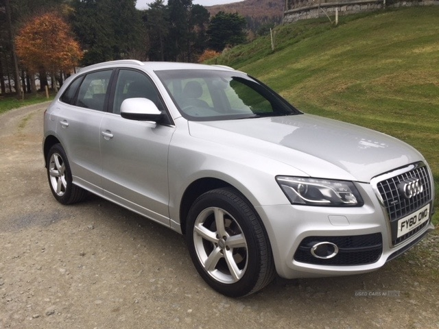 Audi Q5 Vinny Donnelly Motors Warrenpoint Newry Mourne Co