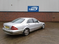 Mercedes S-Class CDI AUTO in Armagh