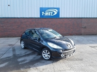 Peugeot 207 SPORT TD 90 in Armagh