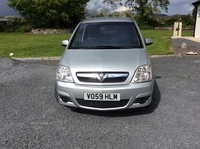Vauxhall Meriva ACTIVE CDTI in Armagh