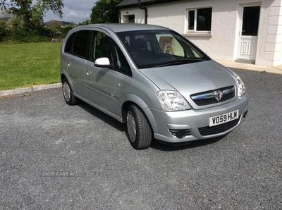 Vauxhall Meriva ACTIVE CDTI in Armagh