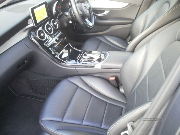 Mercedes C-Class C220 SPORT BLUETEC AUTO in Tyrone
