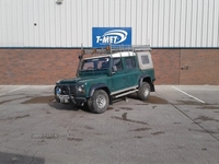 Land Rover Defender 110 TD5 in Armagh