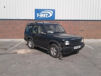 Land Rover Discovery TD5 ES AUTO in Armagh