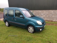 Renault Kangoo 16V in Fermanagh