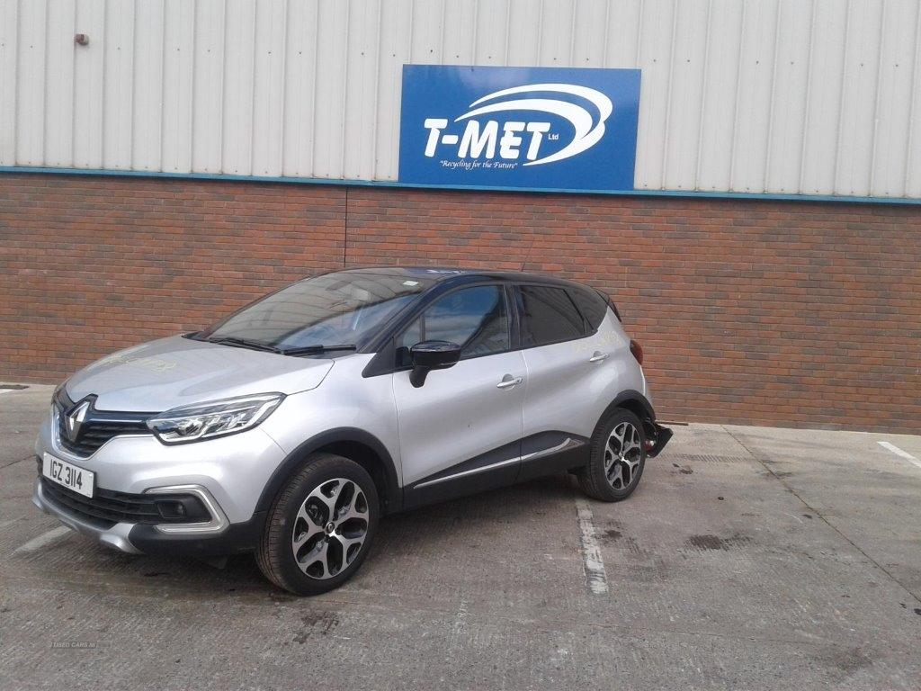 Renault Captur T Met Ltd Used Cars Ni