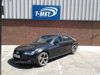 Audi A4 S LINE BLACK EDITION T in Armagh