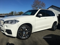 BMW X5 M50D AUTO,BMW INDIVIDUAL,1 PRIVATE OWNER FROM NEW, FULL BMW SERVICE HISTORY, HIGH SPEC in Antrim