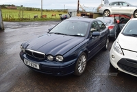 Jaguar X-Type CLASSIC D in Derry / Londonderry