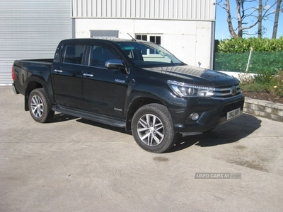 Toyota Hilux INVINCIBLE D-4D 4WD in Tyrone