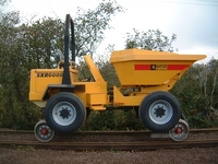 Barford Rail Dumper Conversion in Tyrone