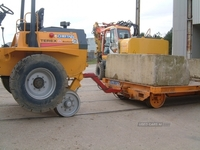 Benford Rail Dumper Conversion in Tyrone