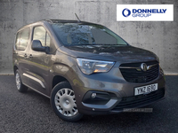 Vauxhall Combo Life 1.5 Turbo D Energy 5dr in Derry / Londonderry
