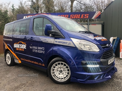 Ford Tourneo 2.0 TDCI 170 BHP 6 SPD M SPORT 8 SEATER TOP SPEC MUST BE SEEN ONLY 3 EVER MADE IN UK!!! in Fermanagh