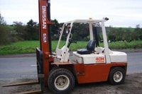 Nissan 40H Forklift in Tyrone