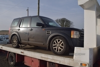 Land Rover Discovery TDV6 S AUTO in Derry / Londonderry