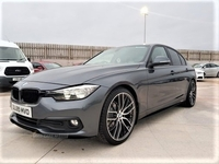 BMW 3 Series 320d EfficientDynamics Plus 4dr Step Auto HIGH SPEC,NAV AUTO,KITTED. OPTIONAL ALLOYS in Tyrone