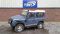 Land Rover Defender TURBO DIES in Armagh