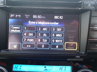 Toyota RAV4 2.0 D-4D Invincible 5dr 2WD ~~Full Black Leather~~ in Antrim