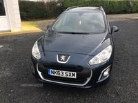 Peugeot 308 1.6 HDi 92 Access 5dr SW Estate in Armagh