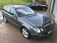 Mercedes E-Class E320 CDI Avantgarde 5dr Tip Auto in Down