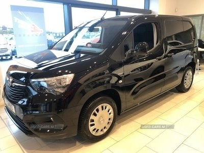 Vauxhall Combo 2019 Vauxhall Combo L1H1 Sportive 1.6 100BHP with 5 Years 0% Finance and £2200 of Extras!!! in Tyrone