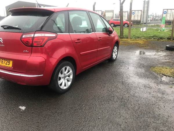 Citroen C4 Picasso 1.6 HDi VTR+ 5dr HDI DIESEL in Derry / Londonderry