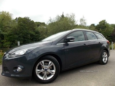 Ford Focus 1.6 TDCi 115 Zetec 5dr in Derry / Londonderry