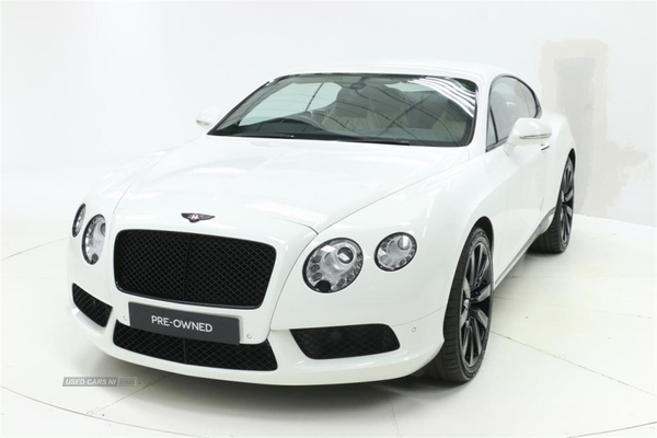 Bentley Continental GT 4.0 V8 2Dr Auto in Antrim