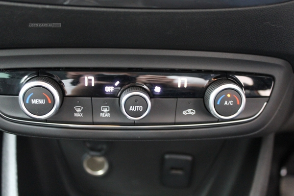 Vauxhall Crossland X 1.5 Turbo D ecoTec [102] Elite 5dr [Start Stop] in Derry / Londonderry