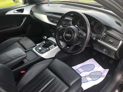 Audi A6 2.0 TDI S Line 4dr in Down