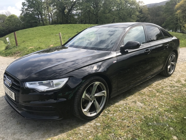 Audi A6 2.0 TDI S Line 4dr **SORRY NOW SOLD** in Down