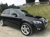 Audi Q5 2.0 TDI [143] Quattro S Line Plus 5dr in Down
