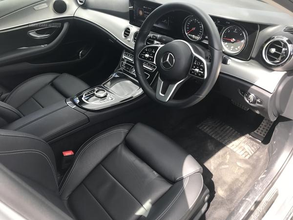 Mercedes E-Class E220d SE 4dr 9G-Tronic in Down